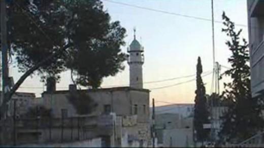 Sogno di religione - Palestina