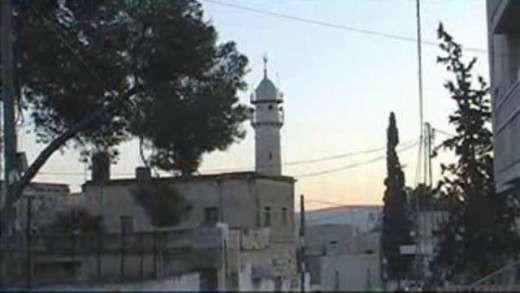 Dream of religion - Palestine
