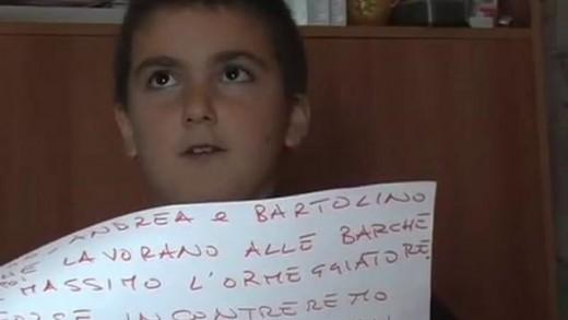 Lapa TV Alicudi – Cartolina per un amico di Milano