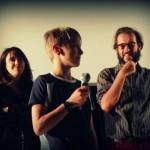 Anita Caprioli, Matteo Marchel e Andrea Segre a Padova