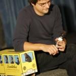Marco Pettenello al Biografilm Festival di Bologna (foto di Mario Baglivo)