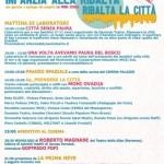 Locandina Infanzia alla Ribalta al Nuovo Cinema Palazzo (Roma, 07/12/2013)