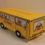 Lo scuolabus disegnato da Sergio Staino e prodotto da PrintMateria