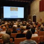 sala piena all'Auditorium di Chioggia per le giornate organizzate dal progetto Laguna Sud