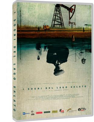 """Copertina DVD """"I sogni del lago salato"""""""