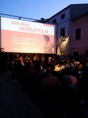 Freistadt Film Festival. Foto di Marialaura Maritan