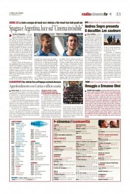 DifesadelPopolo_26febbraio - Les Sauteurs Rassegna Stampa