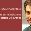 RIGHTS AND FREEDOM FOR GABRIELE DEL GRANDE