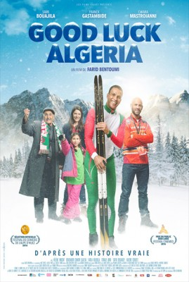 Good Luck Algeria locandina
