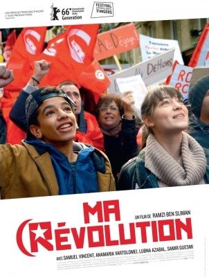 locandina Ma Révolution