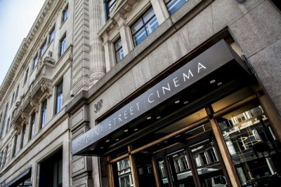 Newly refurbished Cinema in Regents Street, on the site of the University of Westminster