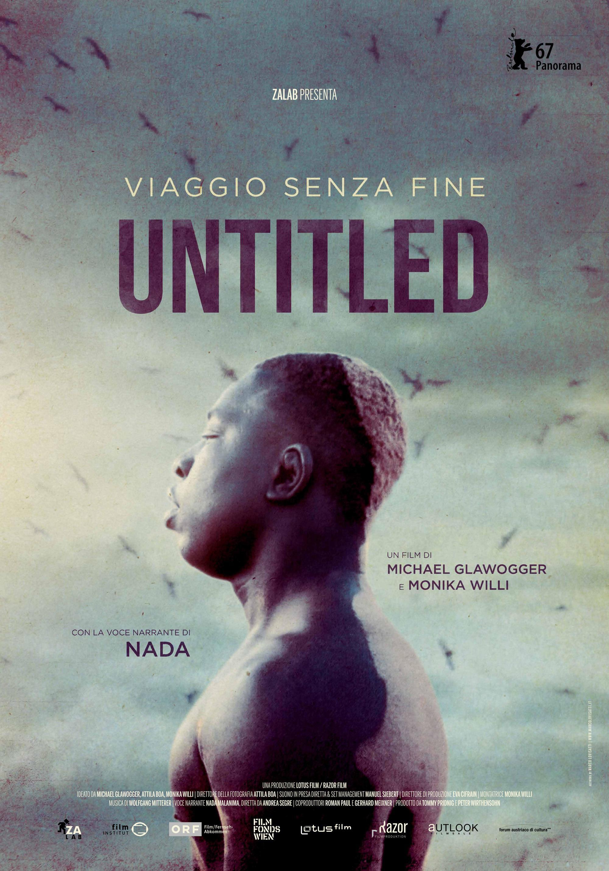 Untitled - Viaggio Senza Fine - Poster