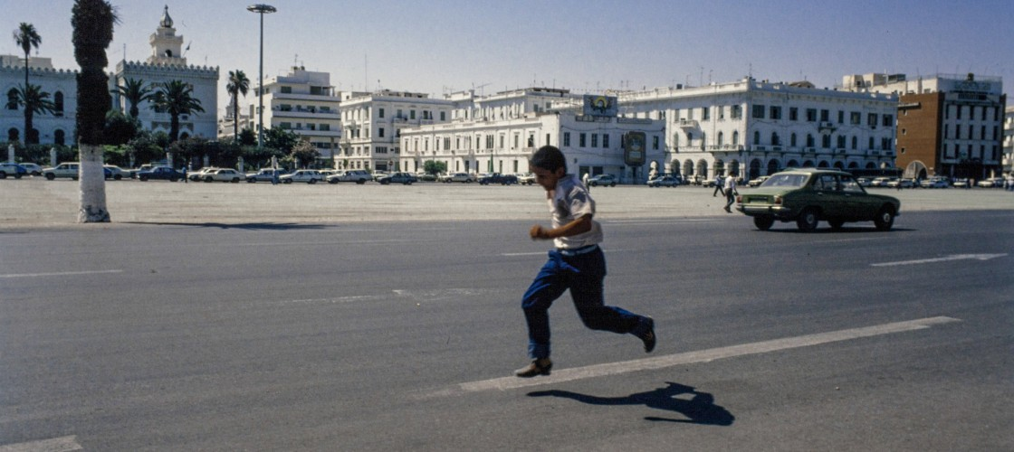 Tripoli, Piazza Verde, oggi dei Martiri. Foto Pitrone
