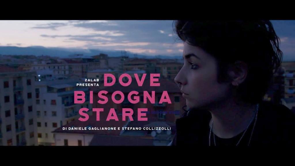 Dove bisogna stare - Daniele Gaglianone