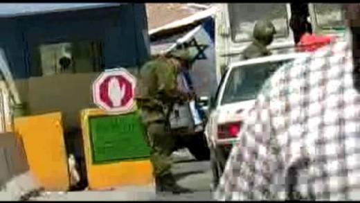 sogno di guerra 2 - Palestina