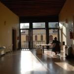 Davide Vidale al lavoro per la gestione dell'improvvisazione di Don Pasta