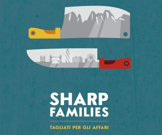 Sharp Families di Patrick Grassi